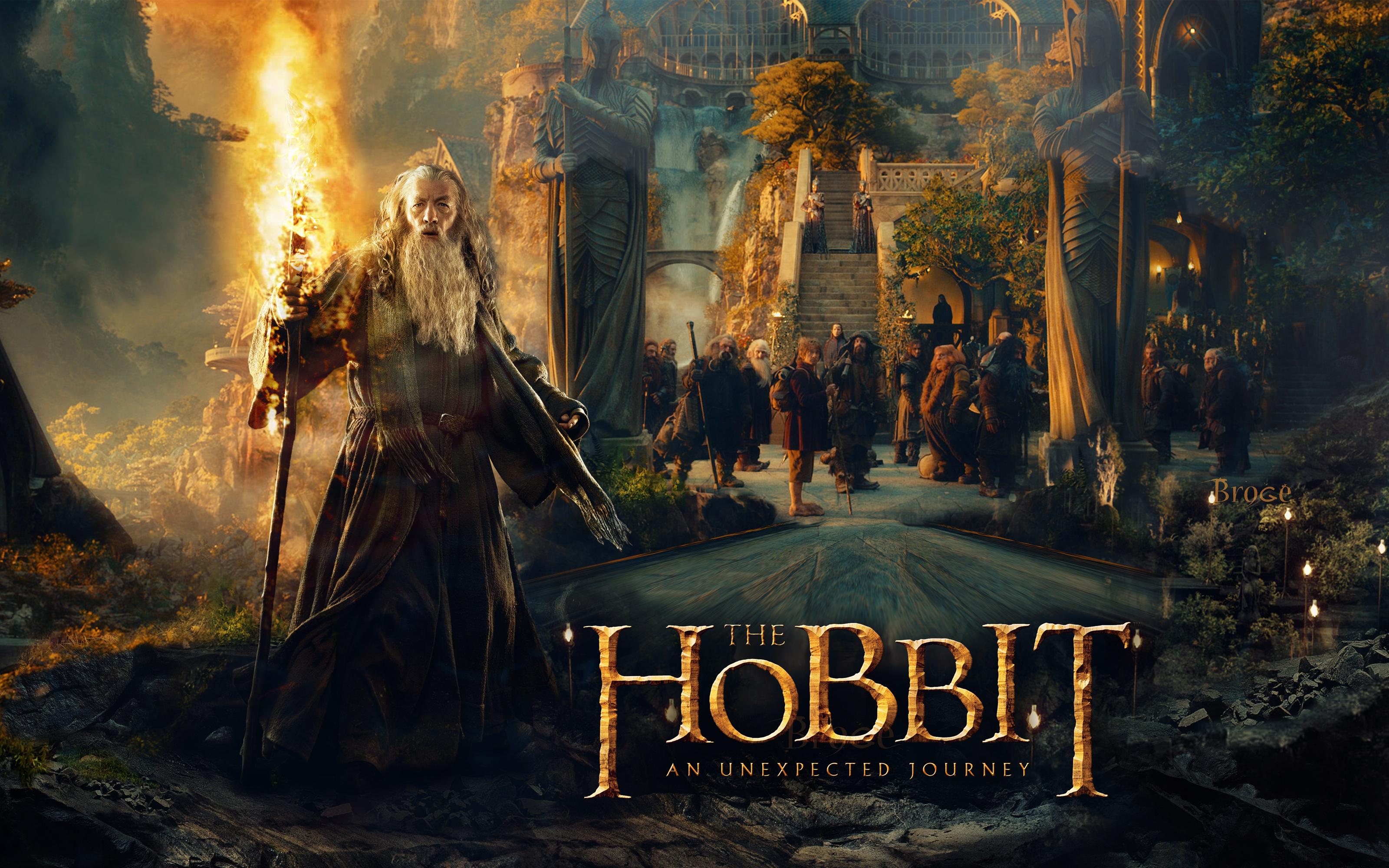 Hobbit unexpected journey seems