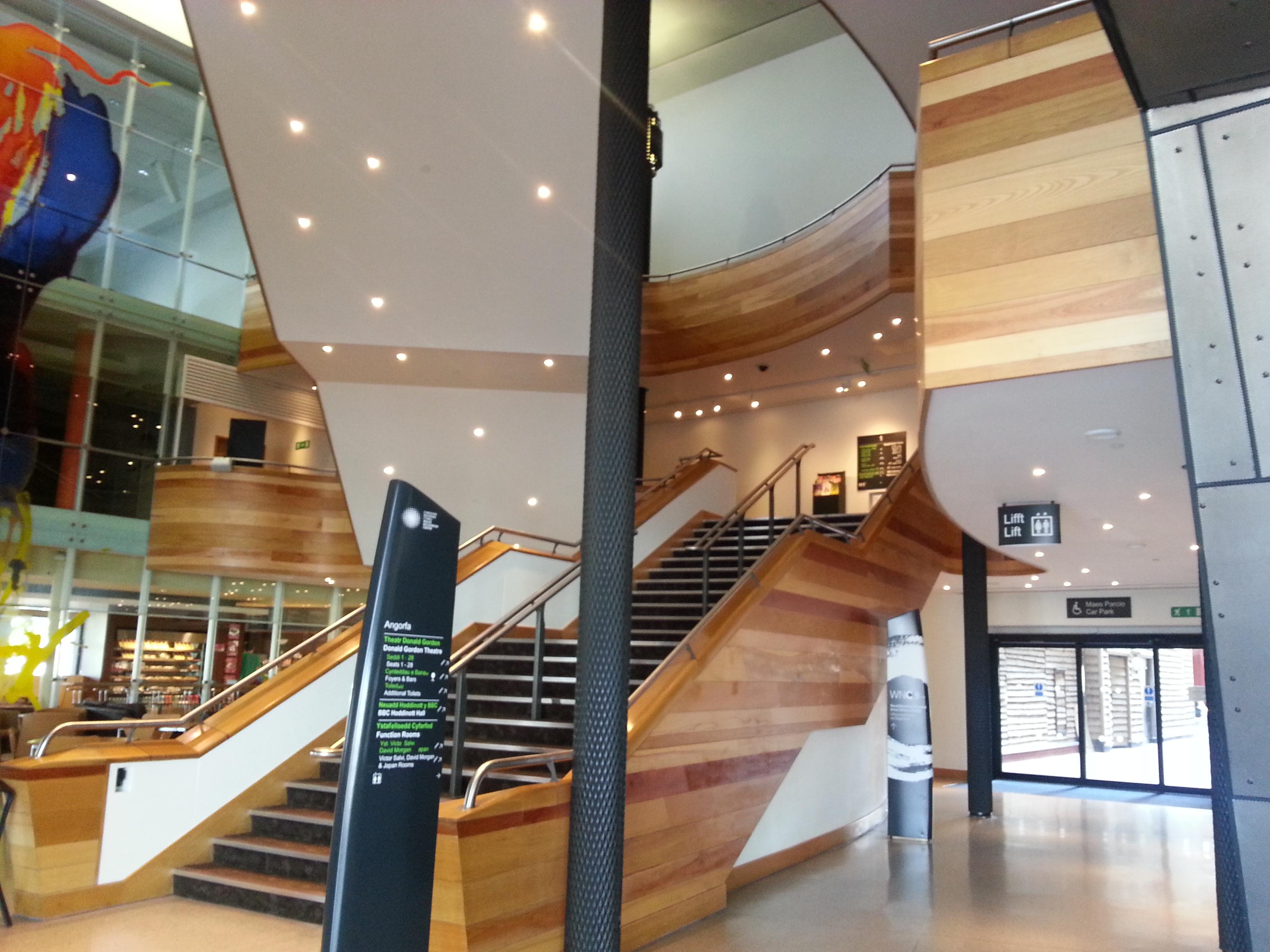 stairs wmc