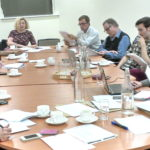 Critics panel meets to short list for Theatre Critics Wales Awards.