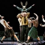 Review Rites of Spring/Petrushka, Sherman Theatre, Cardiff by Third Age Critic Barbara Michaels