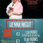 Review Henna Night, 3 Crate Productions by Lois Arcari