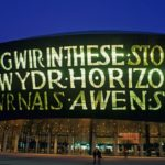 'In These Stones, Horizons Sing' – a tour round Wales Millennium Centre, Cardiff by Sam Pryce