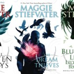 The Raven Cycle by Maggie Stiefvater by Sian Thomas