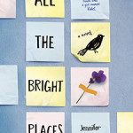 Review All the Bright Places by Sian Thomas
