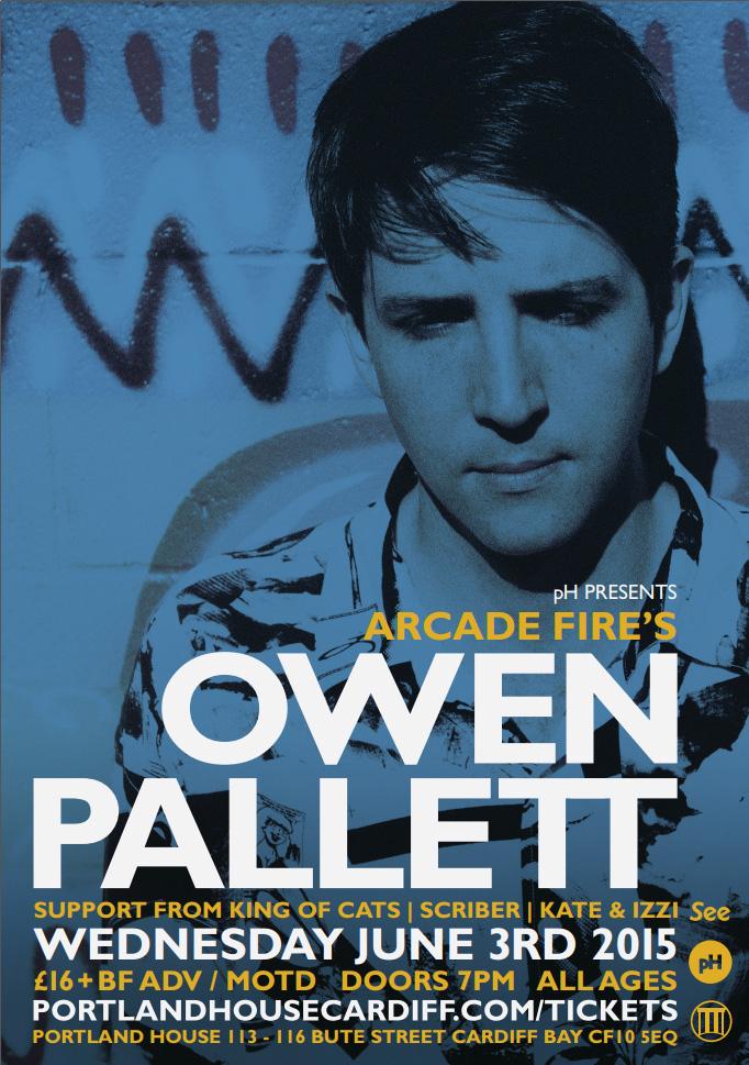 Owen-Pallett-Gig-Poster-Cardiff