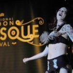 Review Mondo Galactica  London Burlesque Festival by Hannah Goslin