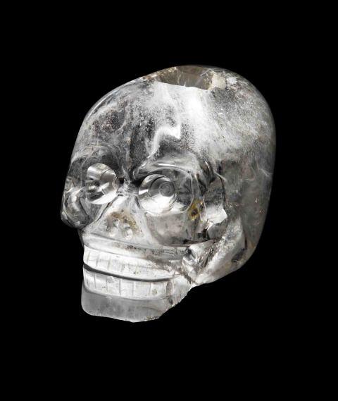 Représentation de crâne humain