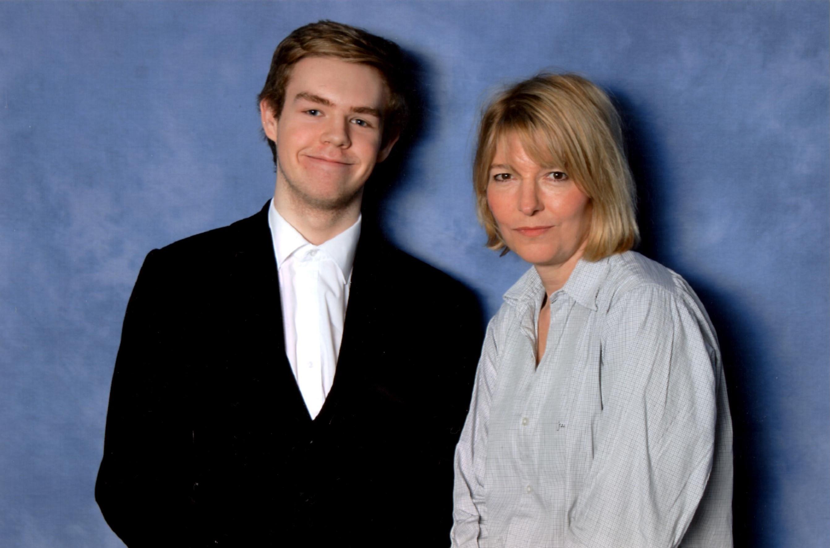 James and Jemma Redgrave