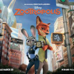 Review Zootropolis by Jonathan Evans