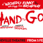Review Hand to God Vaudville Theatre by Hannah Goslin