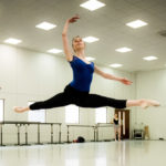 Interview Gwen Davies  A young dancer with Ballet Cymru.