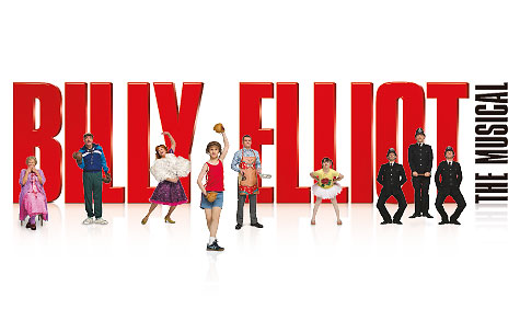 Billy Elliot: The Musical, logo
