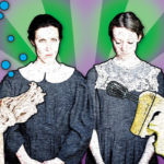 Review, Airswimming, Weird Sisters Theatre Company, The Bread and Rose Theatre, By Hannah Goslin