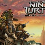 Review Teenage Mutant Ninja Turtles: Out of the Shadows by Jonathan Evans