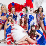 Review, Stars and Strippers, The Folly Mixtures, London Wonderground, By Hannah Goslin