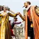 Review, Much Ado About Nothing, The Lord Chamberlain's Men, Cardiff Castle By Hannah Goslin