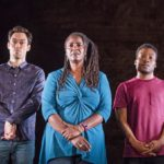 Review Pigs and Dogs, Caryl Churchill, The Royal Court by Hannah Goslin