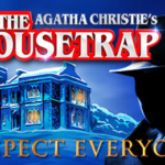 REVIEW AGATHA CHRISTIE's 'THE MOUSETRAP' BY JAMES BRIGGS