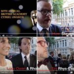 Interviews from the BAFTA Cymru Awards Red Carpet