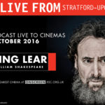 Review 'King Lear' RSC Live by Danielle O'Shea