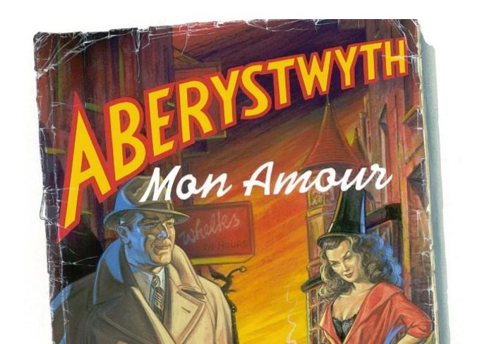 Aberystwyth Mon Amour book cover