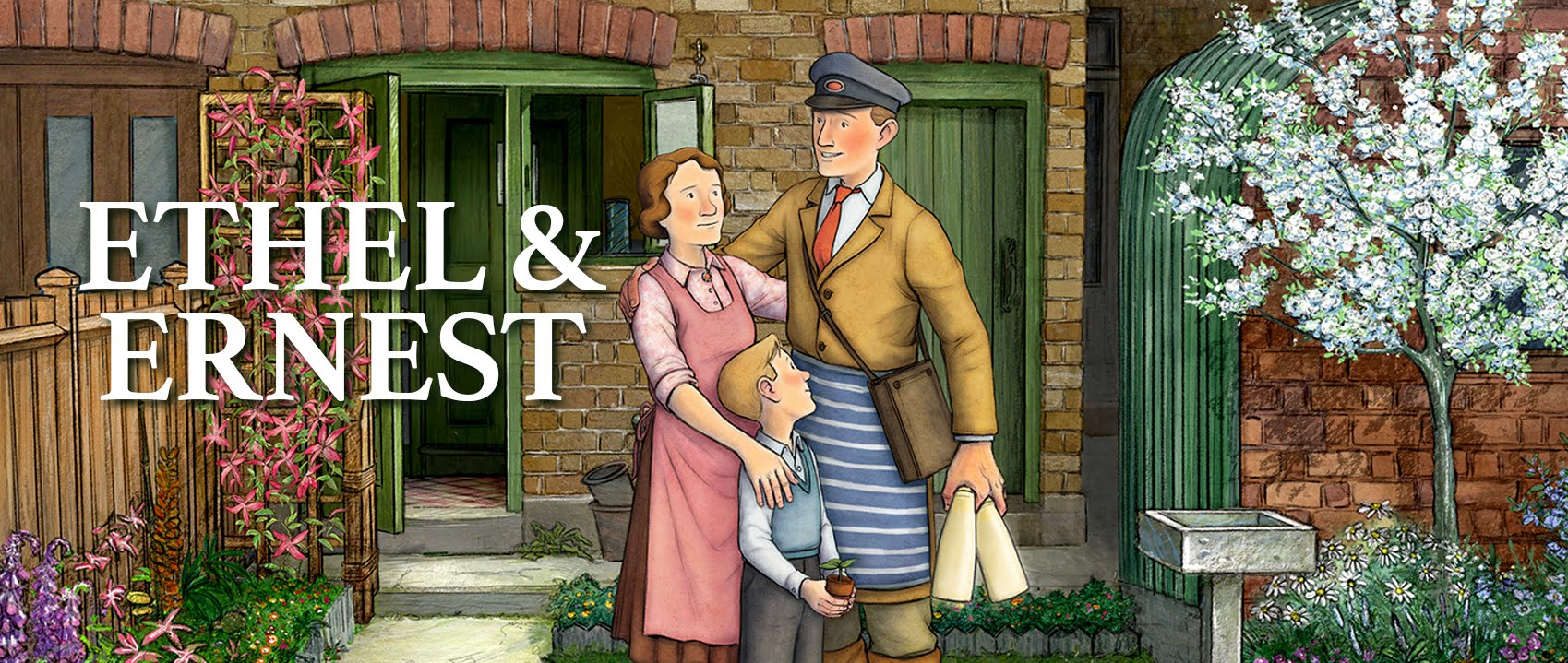 Image result for Ethel & Ernest