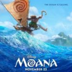 Review Moana by Jonathan Evans