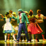 Review : The Mad Hatter's Tea Party, Zoonation, Roundhouse/The Royal Opera House, By Hannah Goslin