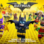 Review The Lego Batman Movie by Jonathan Evans