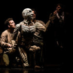 Review Frankenstein, Black Eyed Theatre, Greenwich Theatre by Hannah Goslin