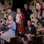 Review One Last Thing (For Now), Althea Theatre, Old Red Lion Theatre By Hannah Goslin