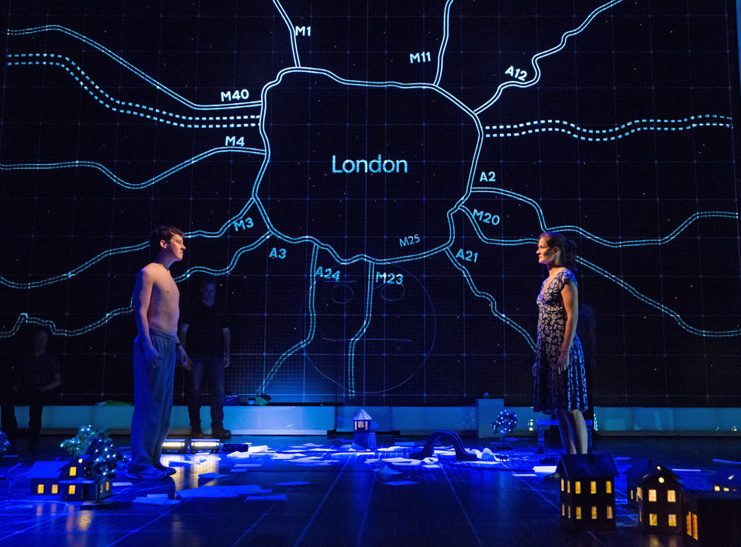 Reviews Curious Incident Of The Dog In The Nighttime London
