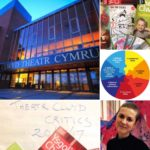 Collaborating with Theatr Clwyd to develop a Welsh critical network