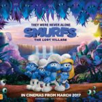 Review Smurfs: The Lost Village by Jonathan Evans
