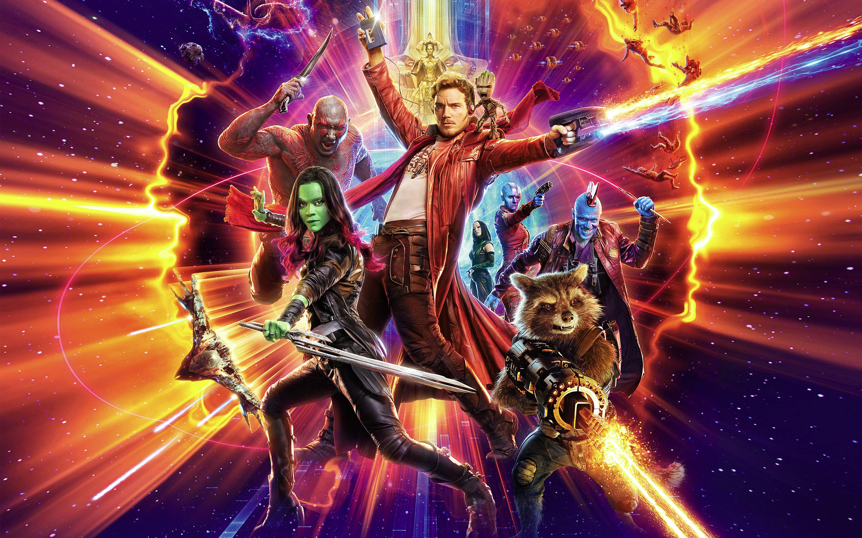 Review Guardians Of The Galaxy Vol 2 By Jonathan Evans Get The Chance