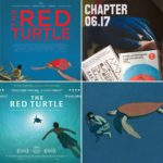 Review The Red Turtle by Jonathan Evans