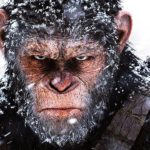 Review War for The Planet of The Apes by Jonathan Evans