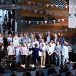 Review Forget-Me-Not Chorus, Wales Millennium Centre Foyer by Kevin Johnson