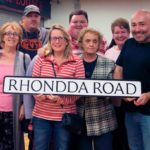 """Rhondda Road""  A new soap opera in the Rhondda by Ann Davies"