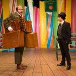Review One Man, Two Guvnors, Black RAT Productions by Helen Joy
