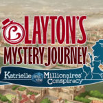 Review: Layton's Mystery Journey by Sian Thomas