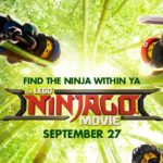 Review The LEGO Ninjago Movie by Jonathan Evans
