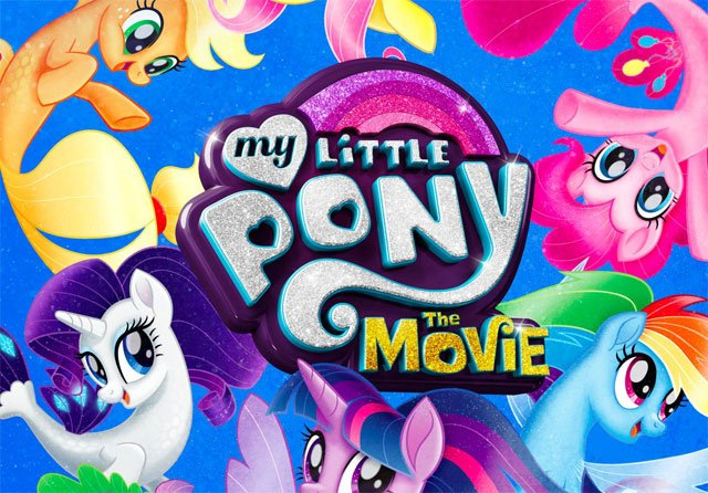 review my little pony the movie by jonathan evans get the chance