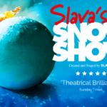 REVIEW: 'SLAVA'S SNOW SHOW' BY GEMMA TREHARNE-FOOSE