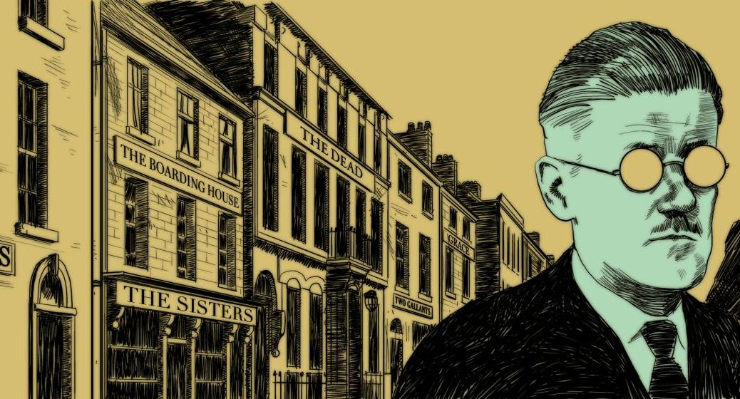 Dubliners James Joyce Revisited By Rhys Morgan Get The