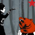 Review The Bear, Mid Wales Opera by Barbara Michaels