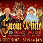 Review Snow White and the Seven Dwarves New Theatre, Cardiff by Patrick Downes