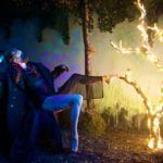 Review Becoming Shades, Chivaree Circus, Vault Festival by Hannah Goslin