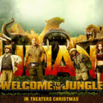 Review Jumanji Welcome to the Jungle by Jonathan Evans