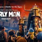 Review Early Man by Jonathan Evans